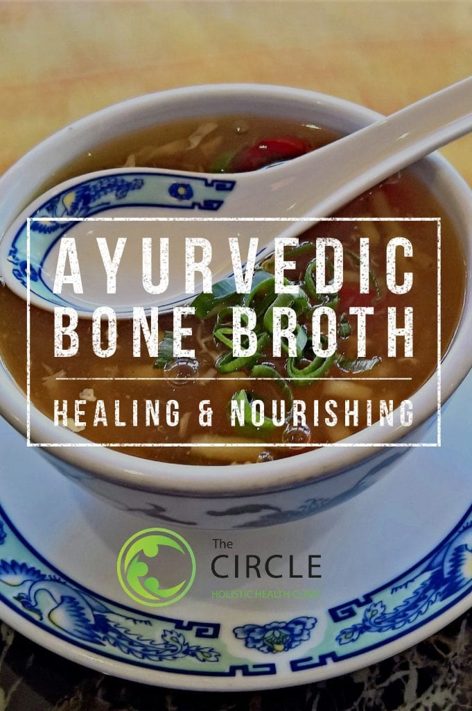 Ayurvedic bone broth