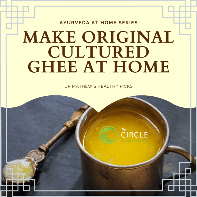 cultured ghee recipe