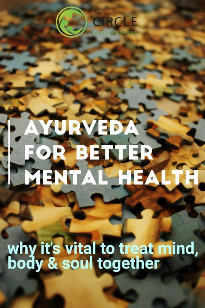 Ayurveda Better Mental Health